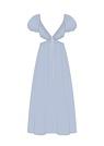 """Комплект """"Голубой"""" (сорочечная) для платья Уна"""