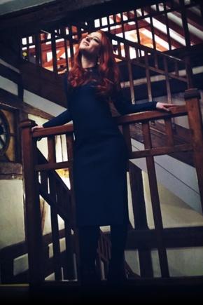 Платье Эльма - отличная модель на все случаи жизни)