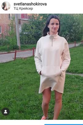 Платье Линнея.                                 cover of user feedbackСветлана