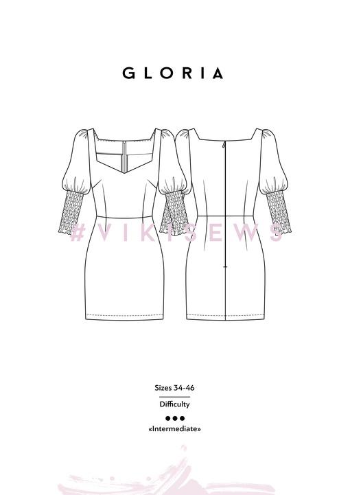 Gloria Dress