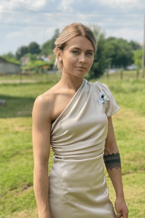 Летний вариант платья