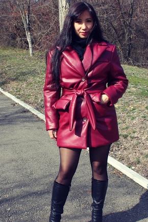 Первый опыт ношения обьемного пальто