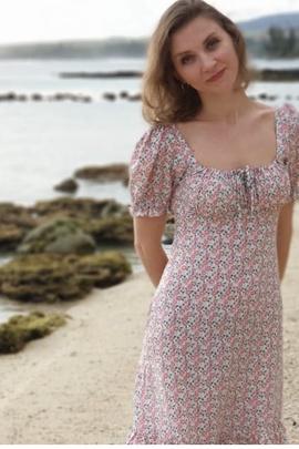 Платье Нола.                                 cover of user feedbackInna Zaika