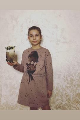 Платье Варя.                                 cover of user feedbackПользователь 81287