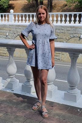 Платье Вики.                                 cover of user feedbackПользователь 104863