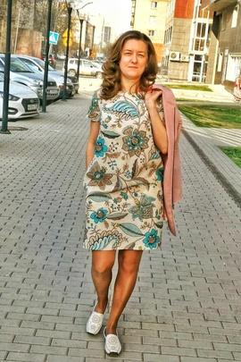 Платье Марина.                                 cover of user feedbackПользователь 75461