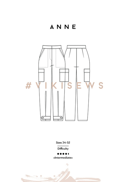 Anne Trousers