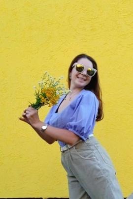 Блуза Дебора.                                 cover of user feedbackКсения Синцева