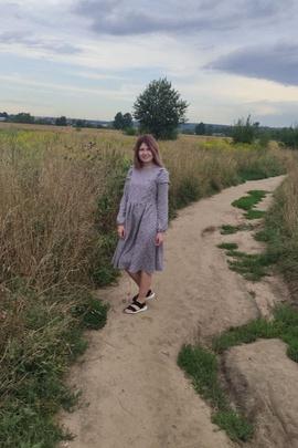 Платье Вики.                                 cover of user feedbackПользователь 119776