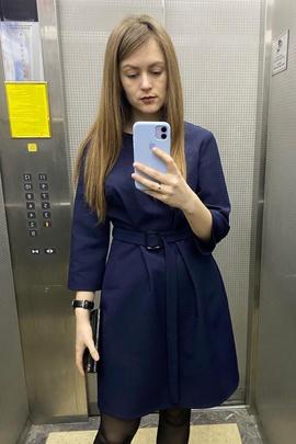 Платье Бланш.                                 cover of user feedbackПользователь 44958