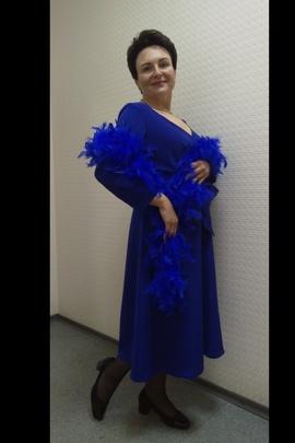 Платье Эстель.                                 cover of user feedbackАлла (75850)