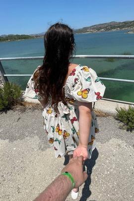 Платье Юни.                                 cover of user feedbackPoposha