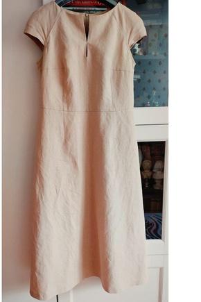 Лаконичное изящное платье