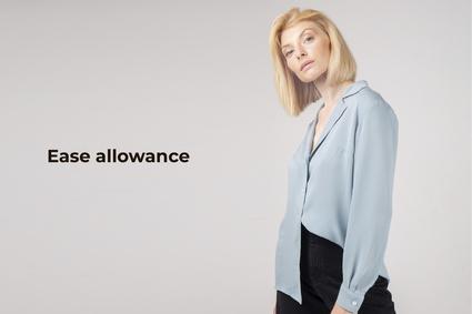 Ease allowance