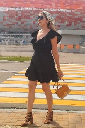 Идеальное платье, притягивающее внимание
