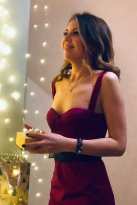 Платье Марго.                                 cover of user feedbackПользователь 84743