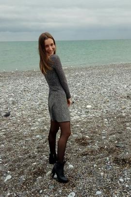 Платье Селеста.                                 cover of user feedbackКристина