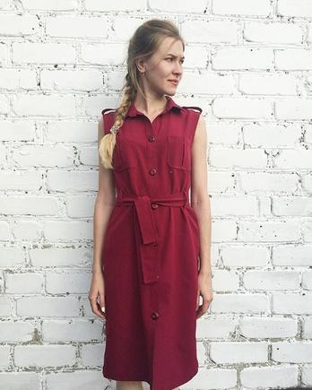 Замечательное платье Николь по выкройке @vikisews готово!