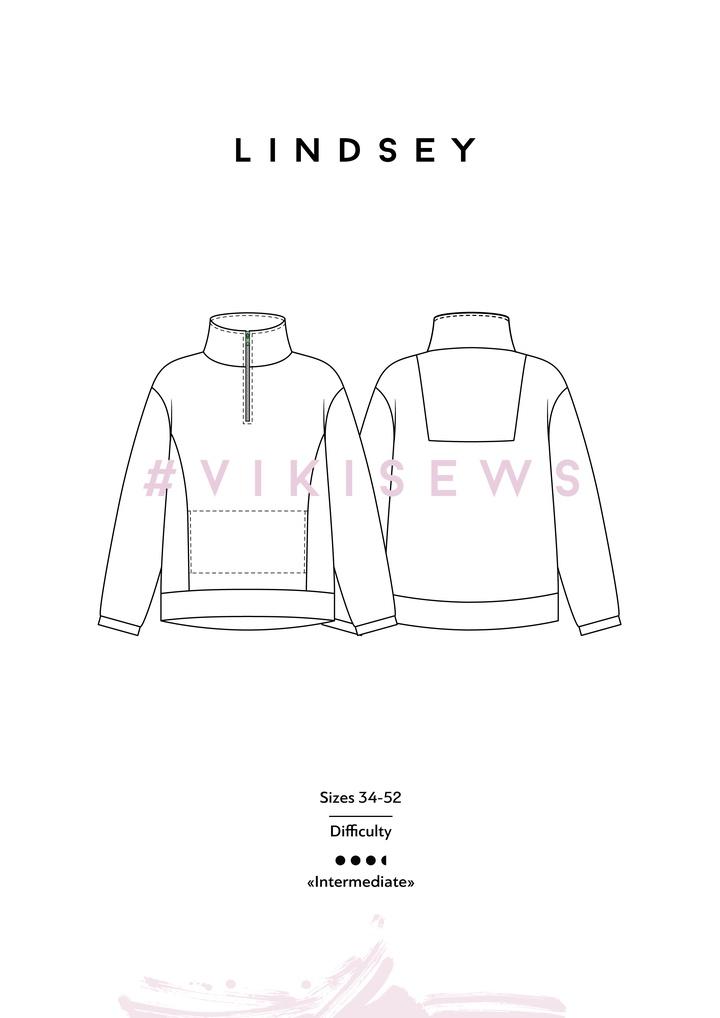 Lindsey hoodie