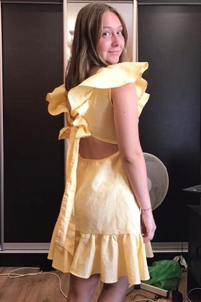 Очень красивое и удобное платье