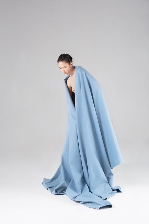 Джинса/деним, небесно-голубой