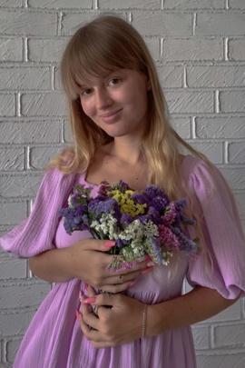 Платье Юни.                                 cover of user feedbackПользователь 30784