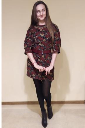 Очень милое платье.