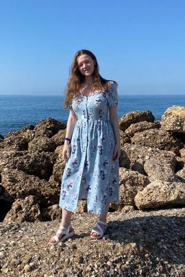 Платье Ролиз.                                 cover of user feedbackNatalia Sergeeva