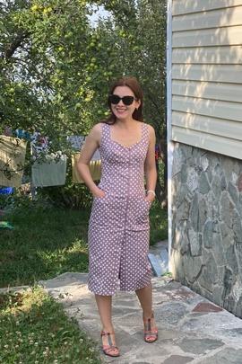 Платье Анастейша.                                 cover of user feedbackПользователь 25537
