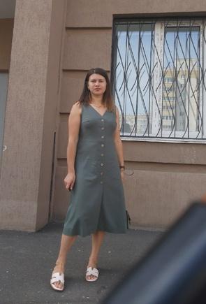 Любимый фасон платья