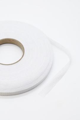Лента нитепрошивная долевая (белый)