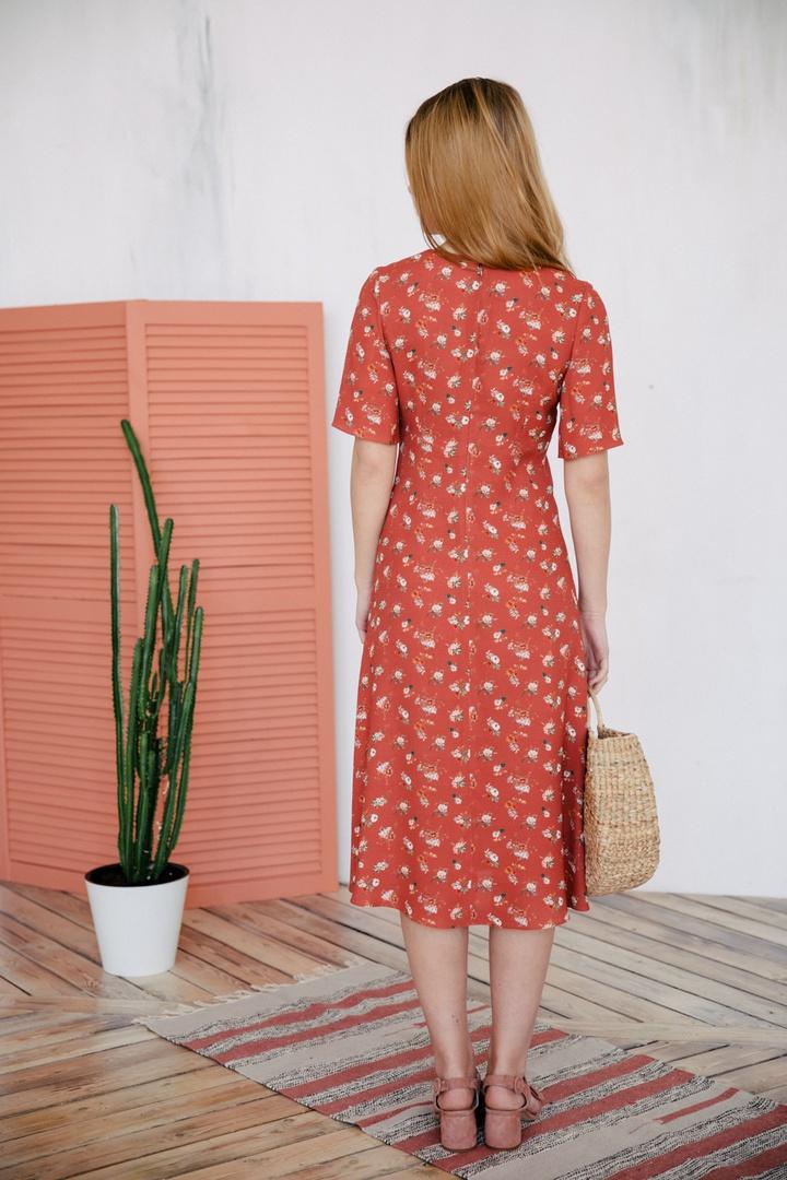 Платье Челси