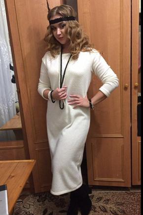 Отличное базовое платье