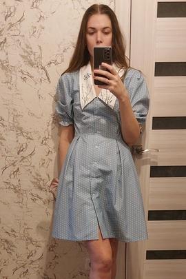 Платье Шерон.                                 cover of user feedbackПользователь 178523