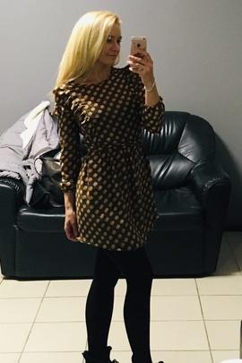 Платье Вики.                                 cover of user feedbackБубнова Любовь