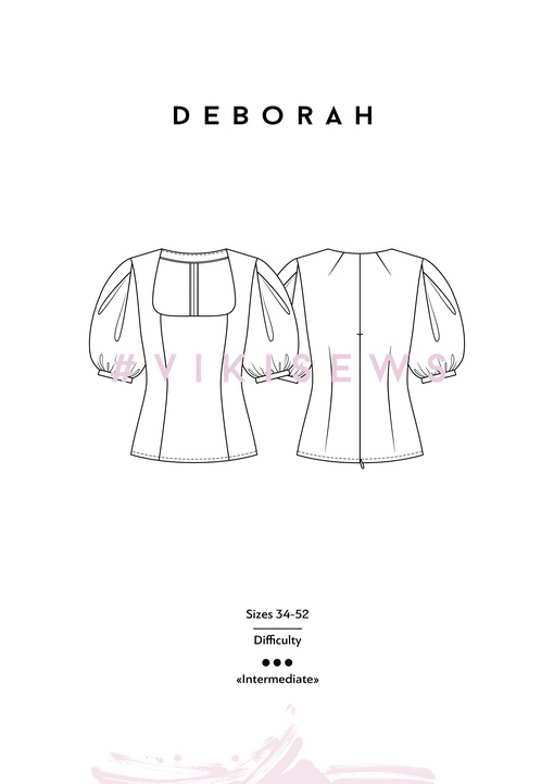 Deborah Blouse