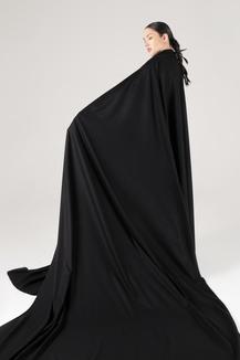 Костюмная, черный