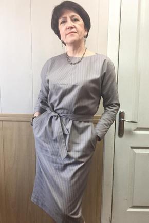 Отличное платье для офиса. И не только.