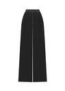 """Комплект """"Чёрный"""" (сорочечная) для брюк Мара"""