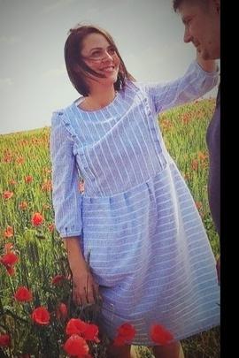 Платье Вики.                                 cover of user feedbackПользователь 110106