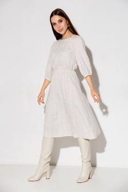 Платье с акцентом на талии Дарси