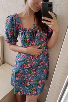 Милое летнее платье)