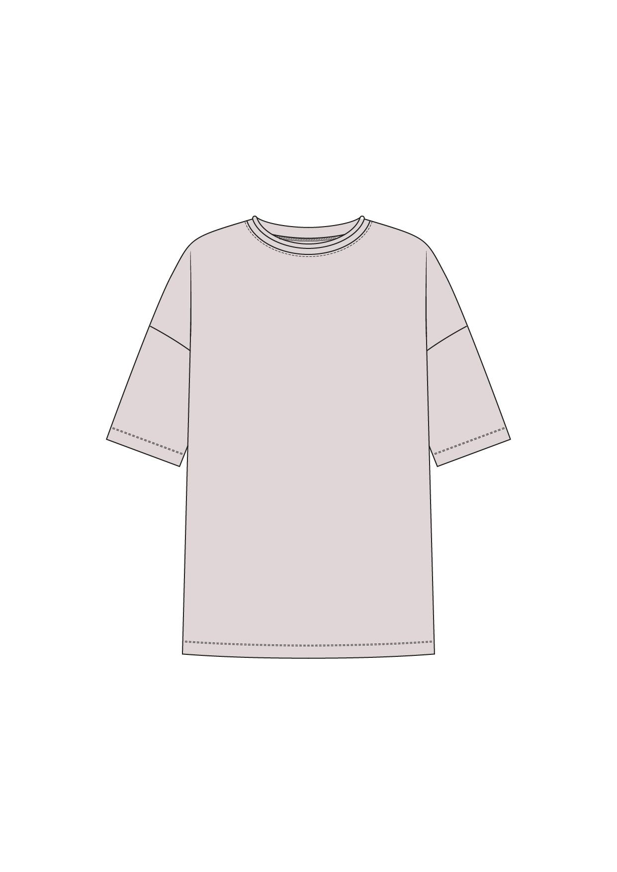 """Швейный комплект """"Розовый"""""""
