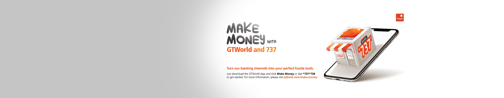 GTBank Make Money