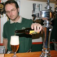 Bjorn Falkestrom oppigards bryggeri