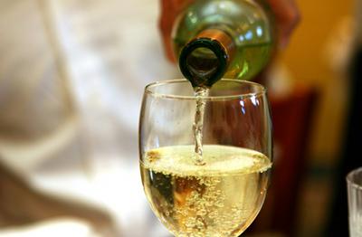 rekommenderade vita viner från Italien