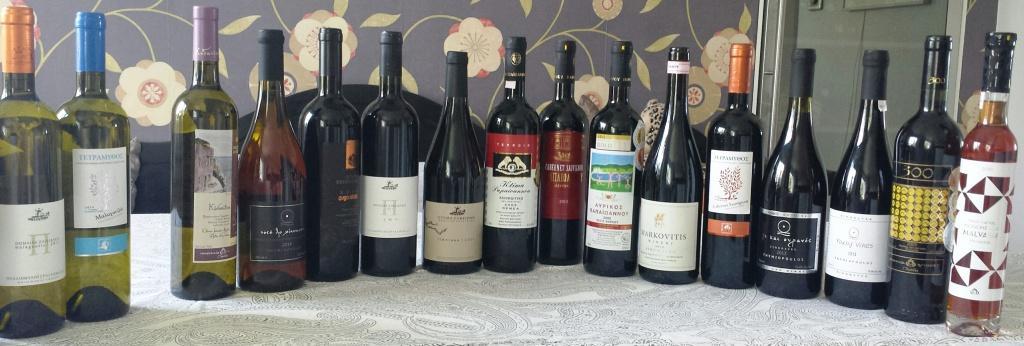 Grekiska viner