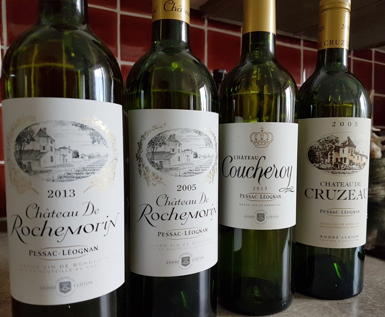 Vit-Bordeaux-Château-Rochemorin-Cruzeau-och-Coucheroy-vinbanken