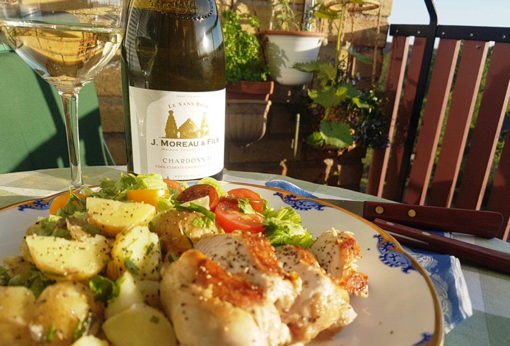 vin-till-sommarkyckling-med-farskpotatis-sallad