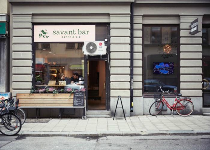 Savant bar